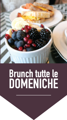 Brunch Domenicale Roma